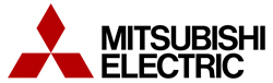 Логотип Mitsubishi Electric