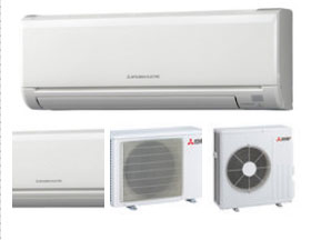 Сплит-система Mitsubishi Electric MS-GF25 VA/ MU-GF25 VA